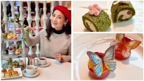 【柏景餐廳】下午茶都可免費添加?無限打卡勁抵食