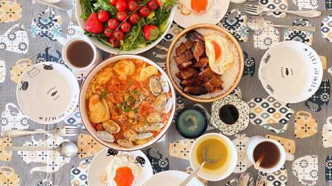 羅家飯之*早午餐*