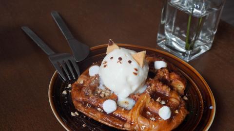 【飲食Vlog】西環.日本咖啡店風格充滿質感且溫馨舒適的半山Cafe「骨子裡 Bone Studio」