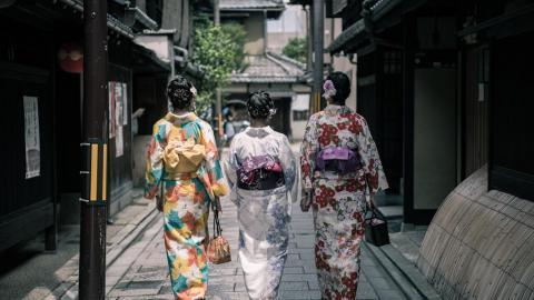妳知道和服、浴衣有什麼不同嗎?沒弄清楚小心在日本體驗穿和服時鬧笑話