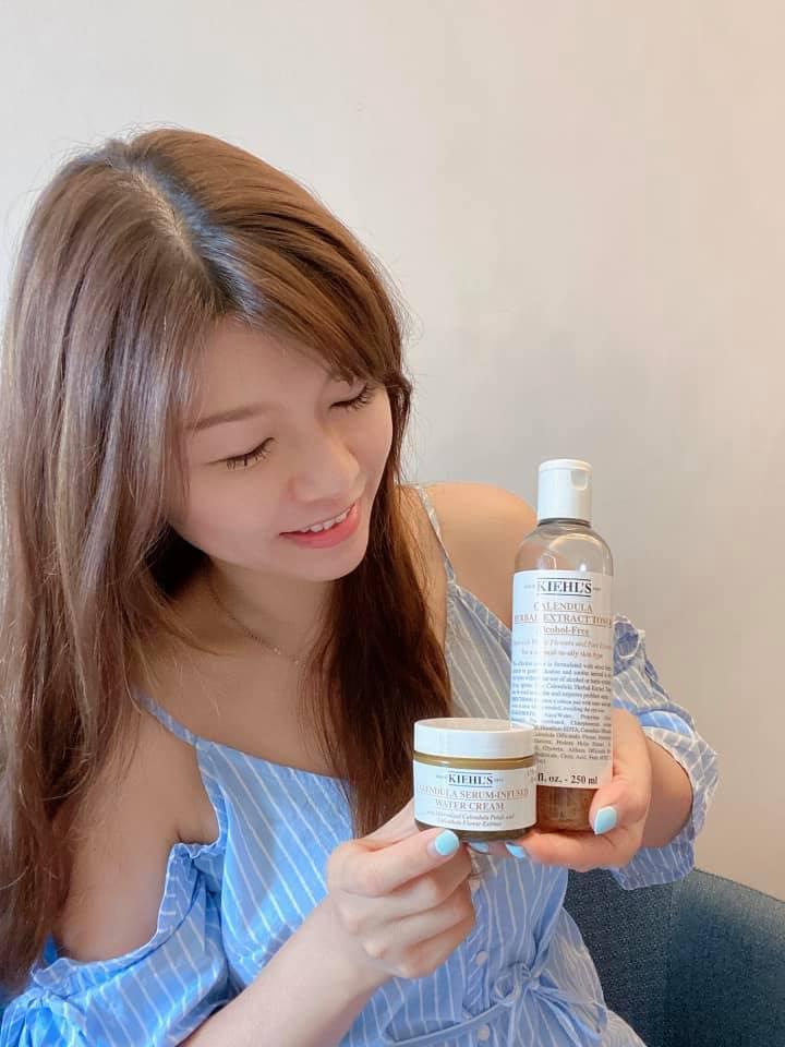 空瓶分享~ Kiehl's 肌膚涼茶