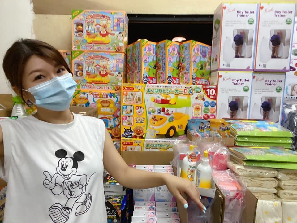 震撼開倉~ $10買名牌玩具、母嬰用品