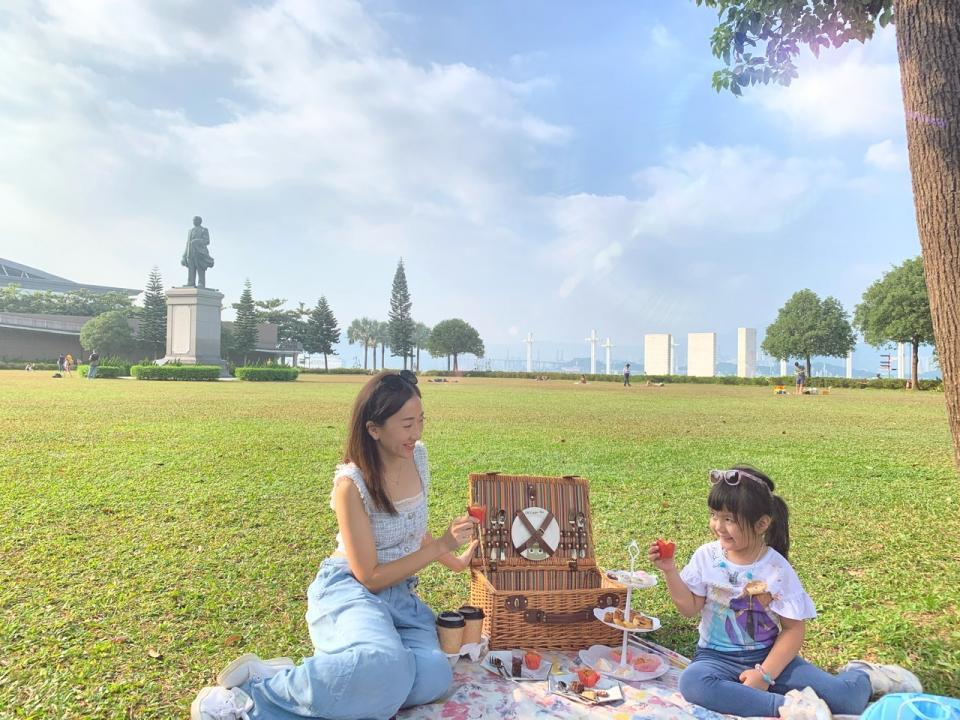 親子好去處 野餐下午茶 — DK  Cuppa Tea