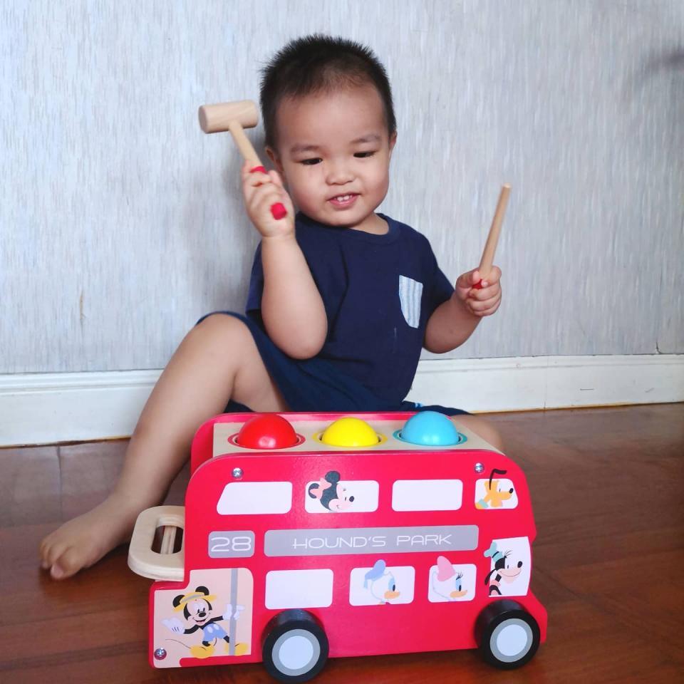 【一架巴士 多種玩法】