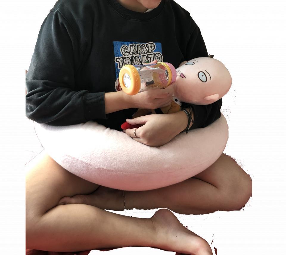 孕期必備  :月亮枕/ U 型枕