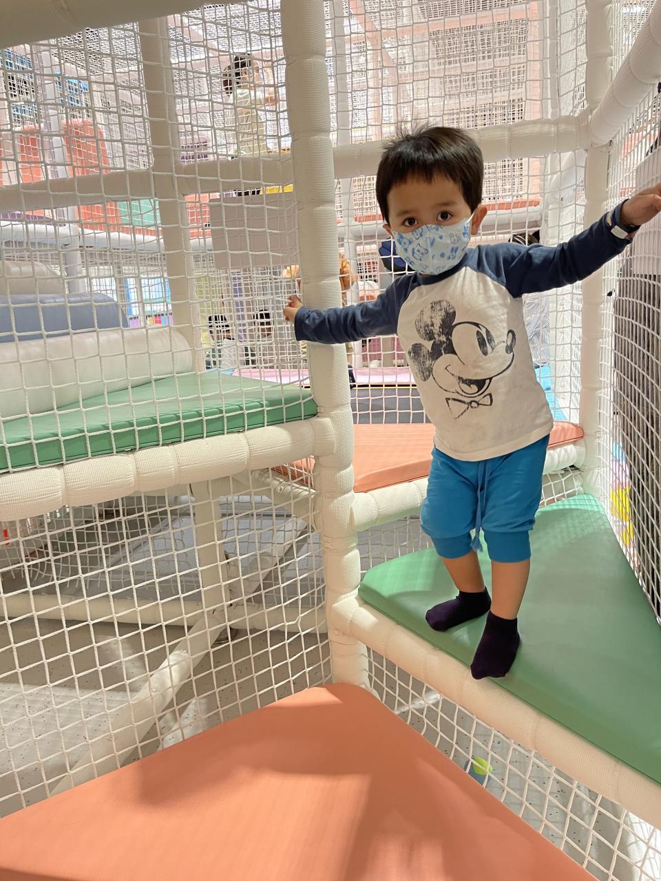 😍平日全日任玩playroom無限放電😍