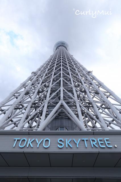 晴空塔高634公尺,是全球最高的塔。