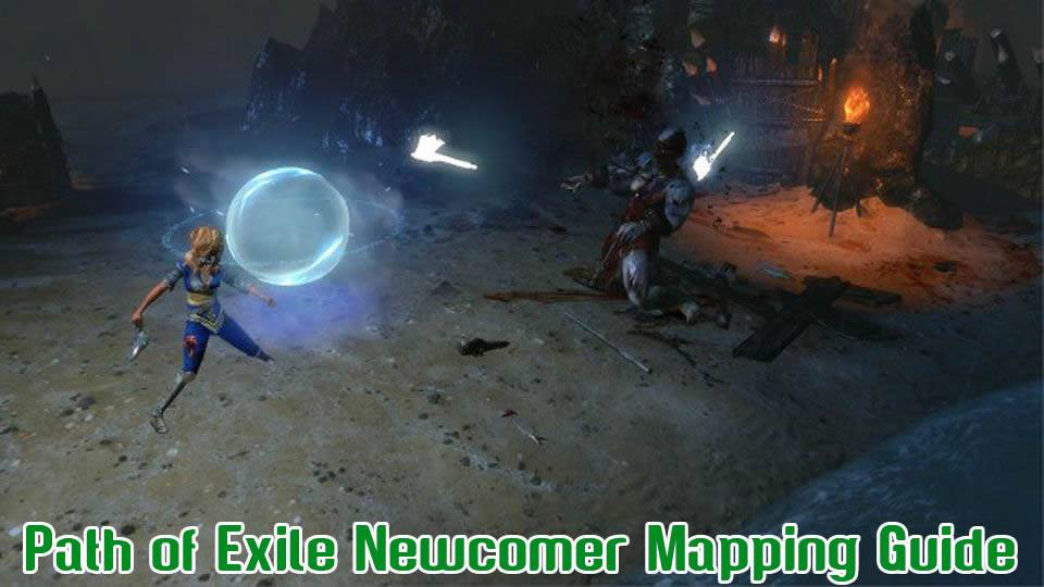 Path of Exile Newcomer Mapping Guide | Arabian – U Blog 博客