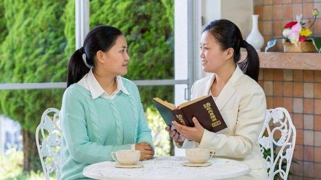和諧配搭,教會生活,