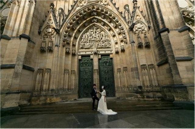 布拉格婚紗攝影-3