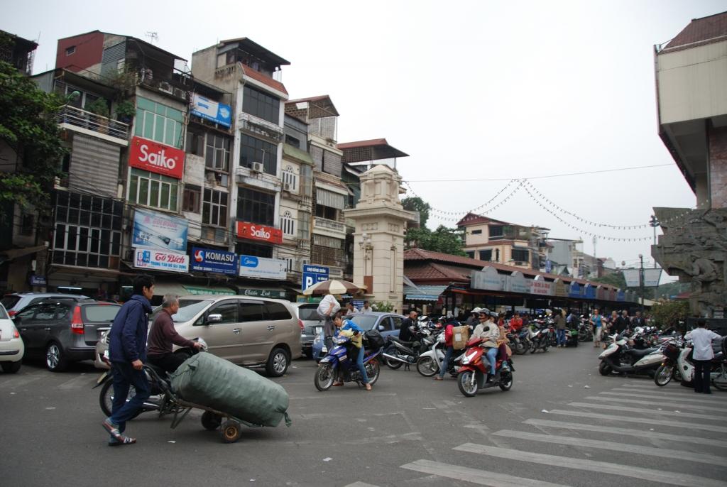 河内市街景视频