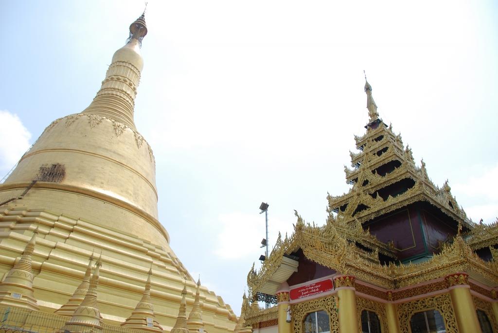 缅甸 (第22集):勃固-勃固佛塔