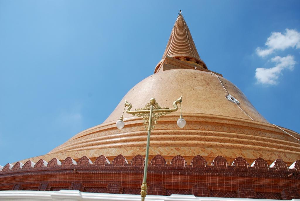 2013年5月泰国 (第3集):佛统大佛塔 day 1
