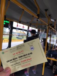 86號巴士,環境在當地來說尚算不錯。