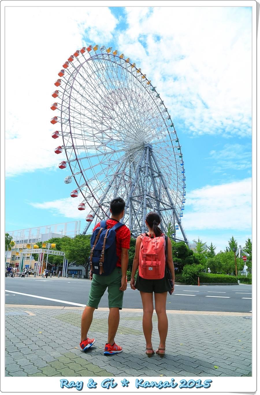 2015 暑假京阪奈10天遊(不定期更新中