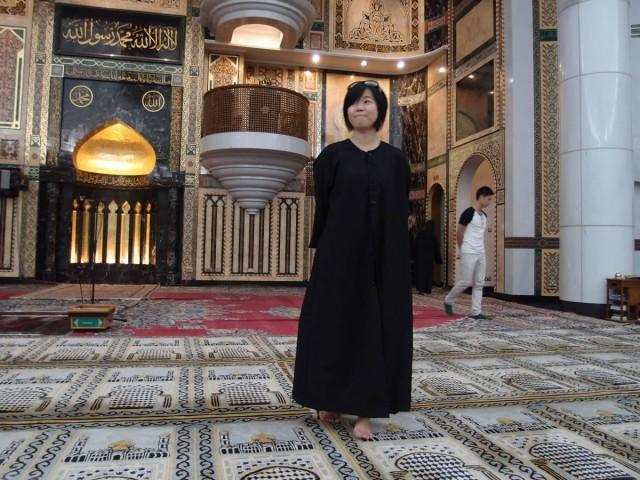 進入清真寺要注意的九個事項4