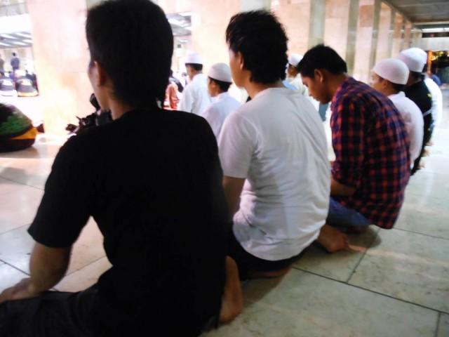進入清真寺要注意的九個事項7