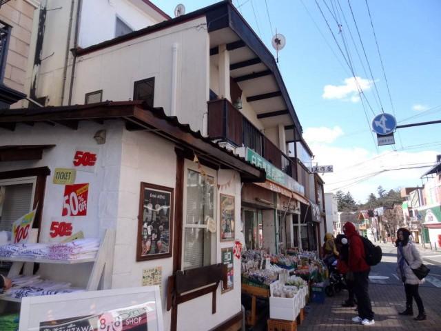 舊輕井澤銀座通聖保羅教堂13