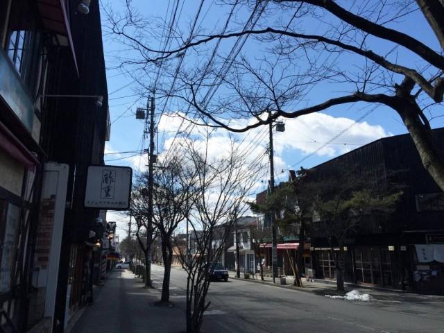 舊輕井澤銀座通聖保羅教堂19
