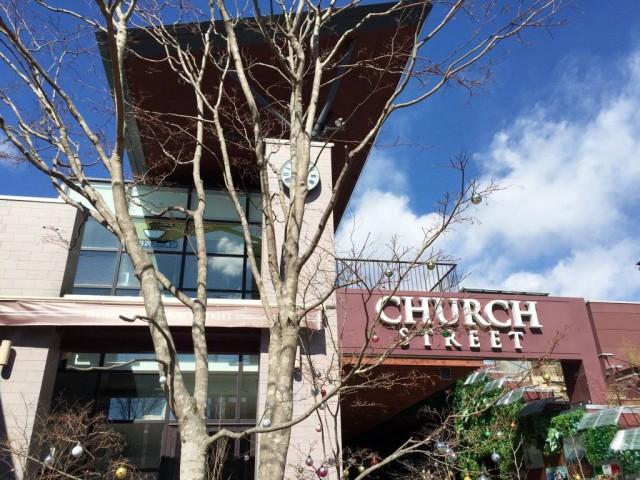 舊輕井澤銀座通聖保羅教堂21