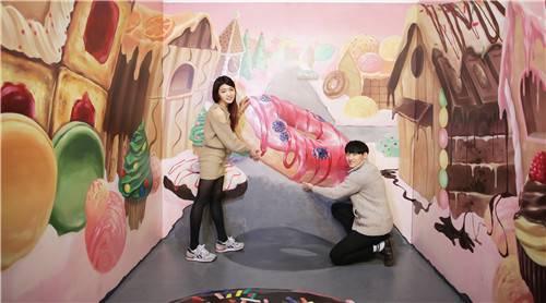 韩国爱来魔相4D艺术馆仁寺洞本馆7
