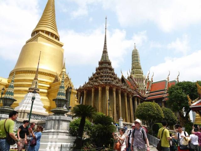 曼谷 地鐵 沿線 5天懶人包 湄南河 沿岸 古蹟遊 玉佛寺 大皇宮