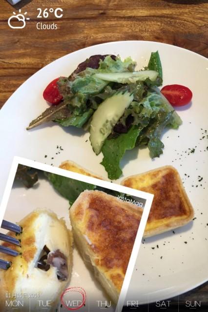 工廠 綠洲 有機 週末 自家 蔬菜 本地 有機 農作物 白肉 素食 下午茶 teaset