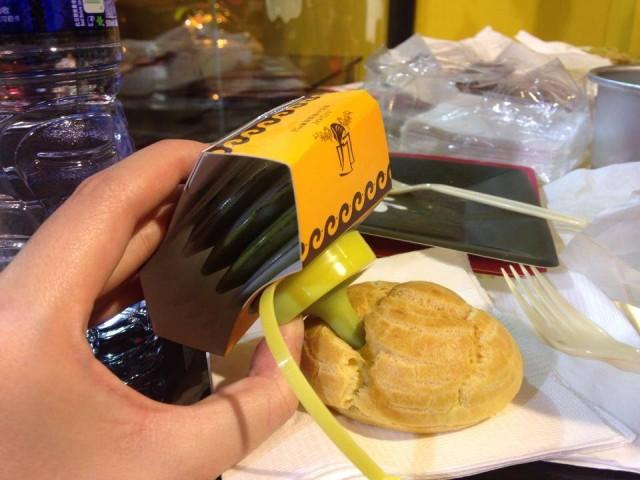 台灣 香港 九龍城 諾亞 半熟 蛋糕 專門店 人氣 流心 綠茶 朱古力 芝士味 忌廉哥 蜂蜜 puff