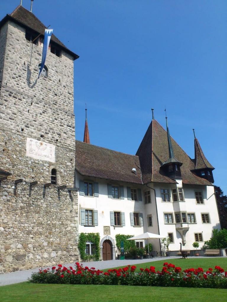 Schloss Spiez施皮茲城堡