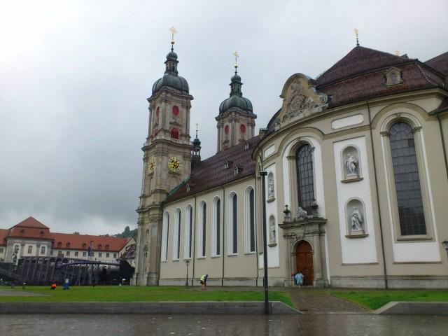 St. Gallen大教堂