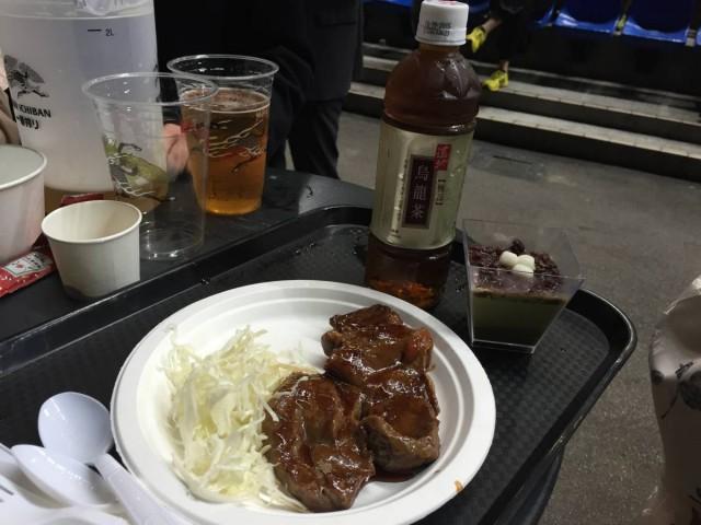 限定日式美食——西冷及抹茶紅豆奶凍