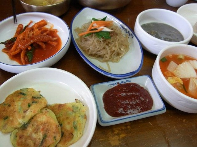 2015 3 korean round table for Table 85 korean