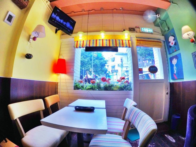 水街cafe-CAFE INSIDE