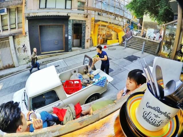 上環太平山街 a la carte
