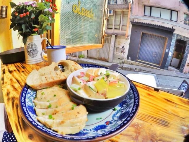 上環太平山街 a la carte-roasted chicken breast