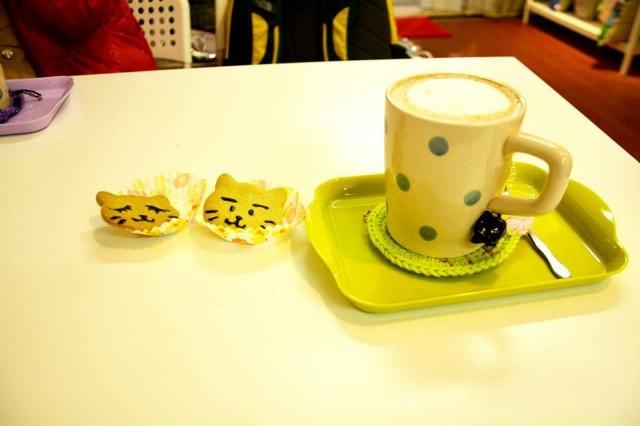 香港 大澳 吉慶街 貓咪 貓cafe cat@tai o