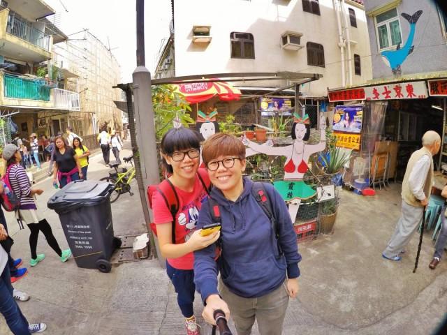 香港 大澳 東京士多 吉慶街 七個小矮人 東京碼頭