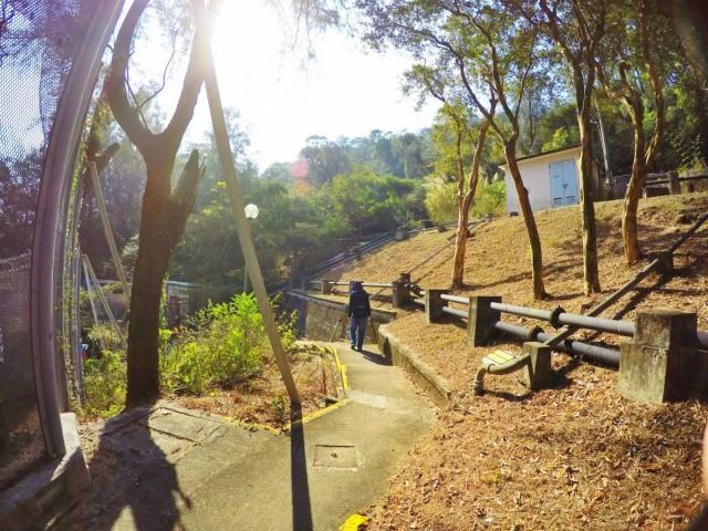 香港 郊外 大嶼山 貝澳 上山下海 風景 芝麻灣懲教所