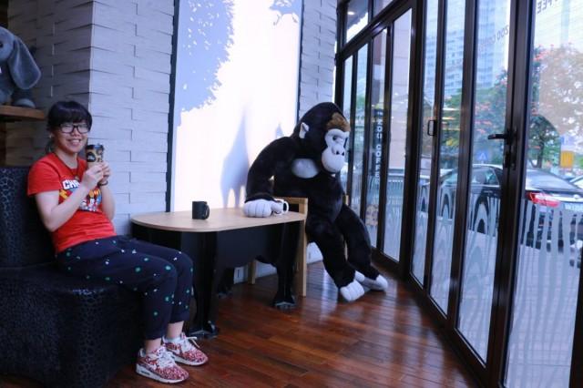 落馬洲 福田 口岸 深圳 文青 COCOPARK 購物公園站 華橋城文化創意園 ZOO COFFEE