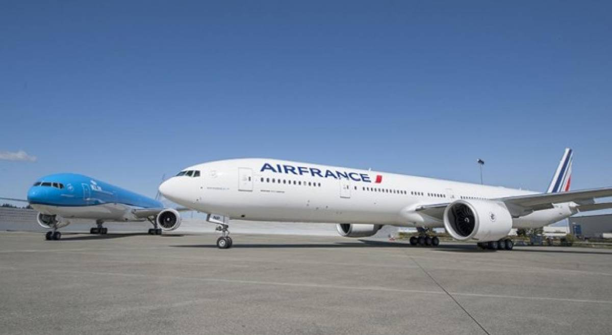 法国航空/荷兰皇家航空