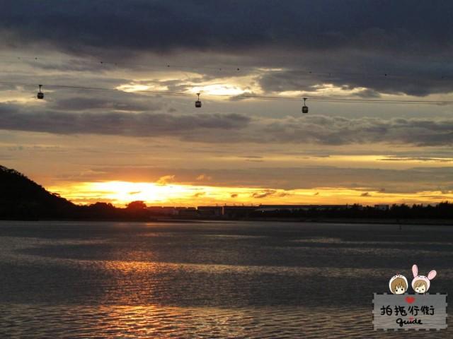 日落 釣魚 好去處 馬灣涌 昂平360纜車線
