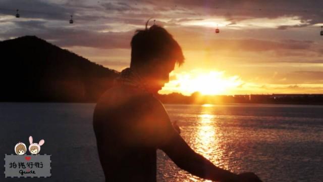 日落 釣魚 好去處 馬灣涌