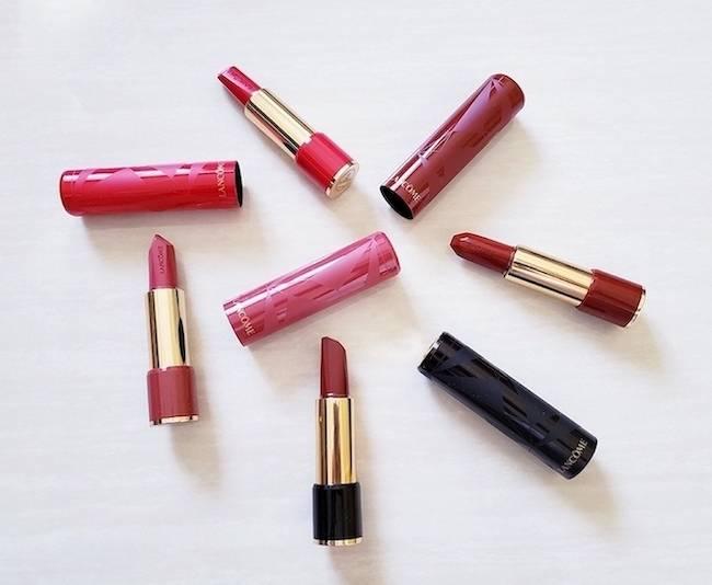閃爍奪目✧奢華唇色 ღ Lancôme L'Absolu Rouge 瑰麗寶石絲滑唇膏