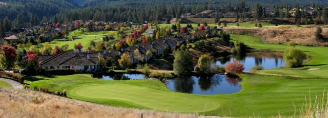 Gallagher's Canyon Golf