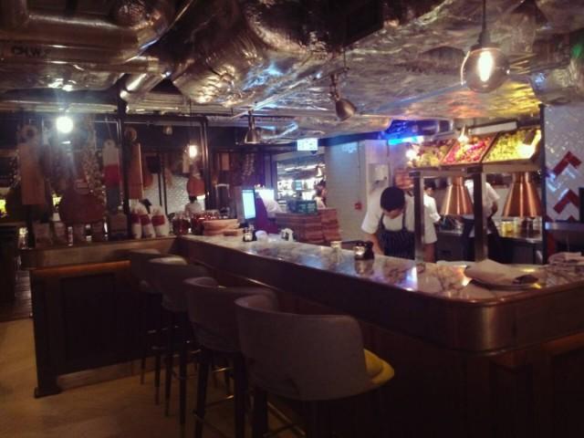 尖沙咀 海港城 海洋中心 Jamie's Italian 試食