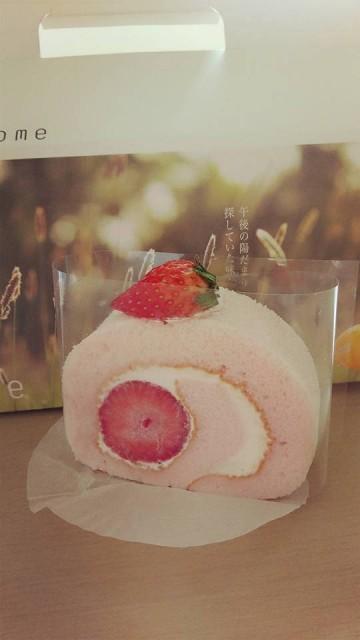 日式草莓慕絲卷($19)