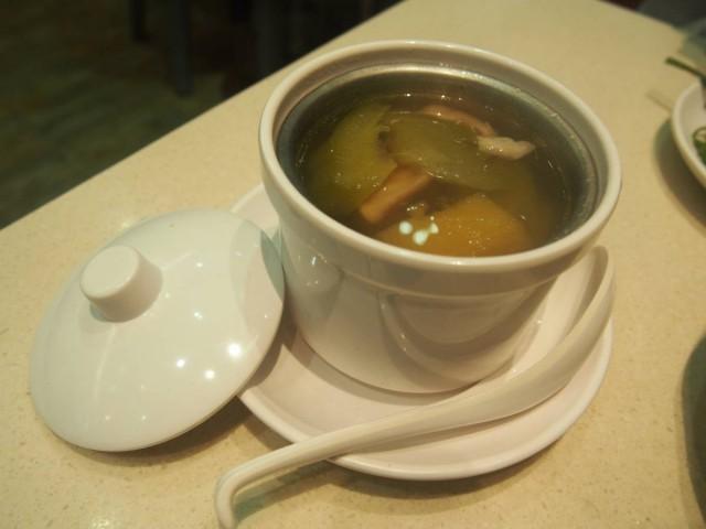 鳳梨苦瓜湯