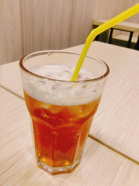荔枝紅茶($18)