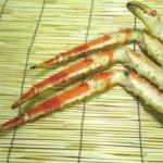 タラバ④-鱈場蟹