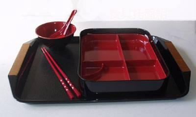 日本塑膠餐具